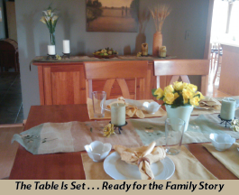 Storlie-Harkness-Family-Dinner-Table